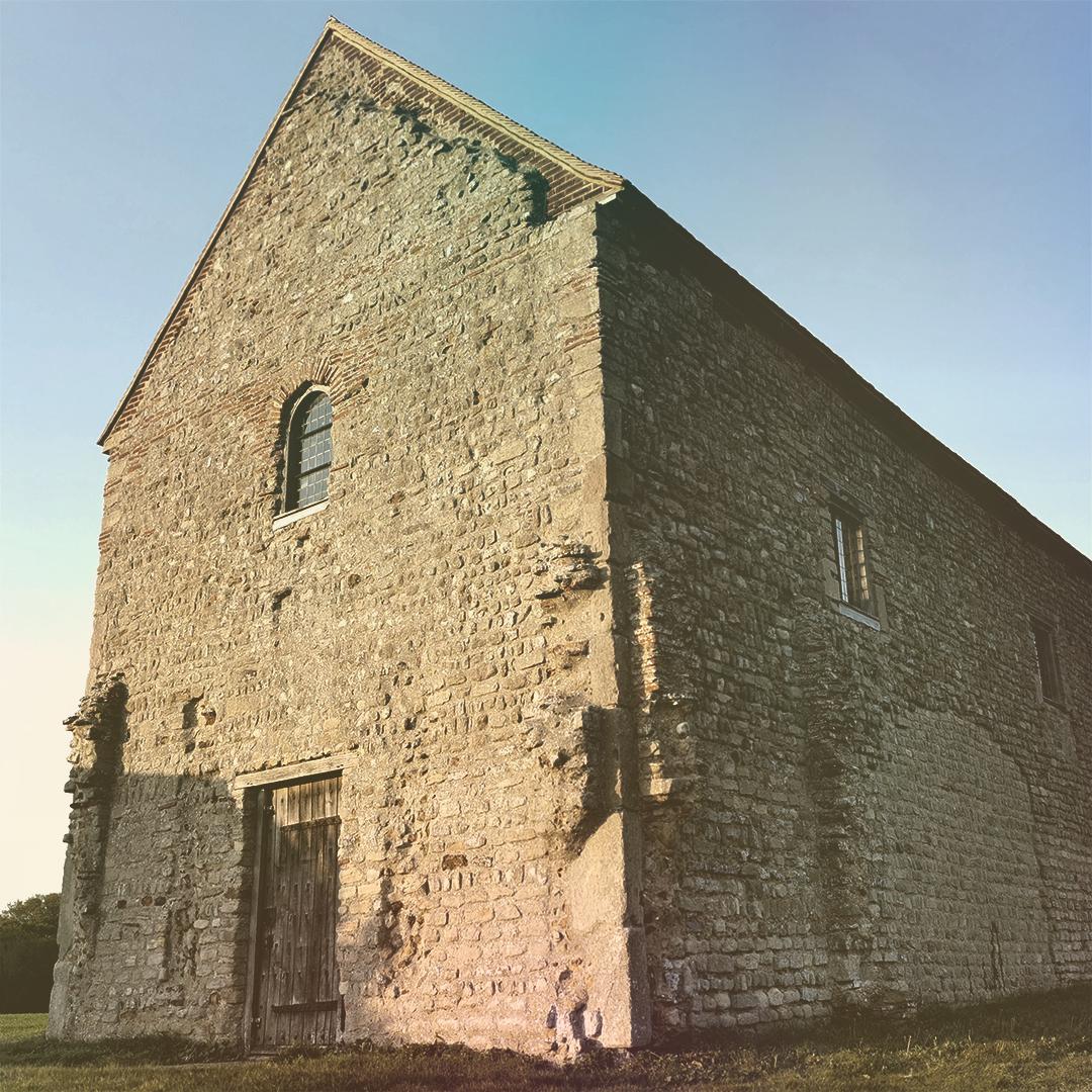St Peter's Chapel Bradwell-on-sea
